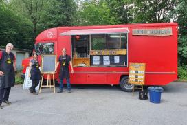 Foodtruck: Camp Cuisine